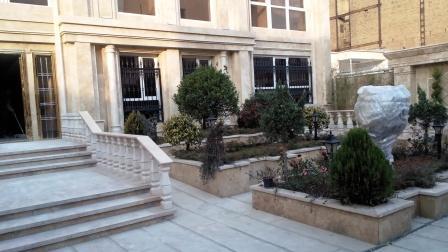 فروش خانه کلنگی تهران جردن آفریقا 1100متر