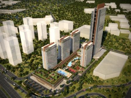 پیش فروش آپارتمان در استانبول ترکیه پروژه باباجان پرمیوم